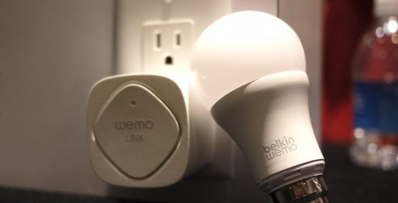 Belkin WeMo hack hole already patched smart home firm says