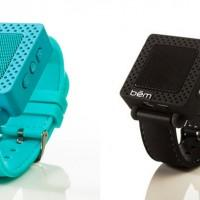 Bem Wireless Speaker Band puts a Bluetooth speaker on your wrist