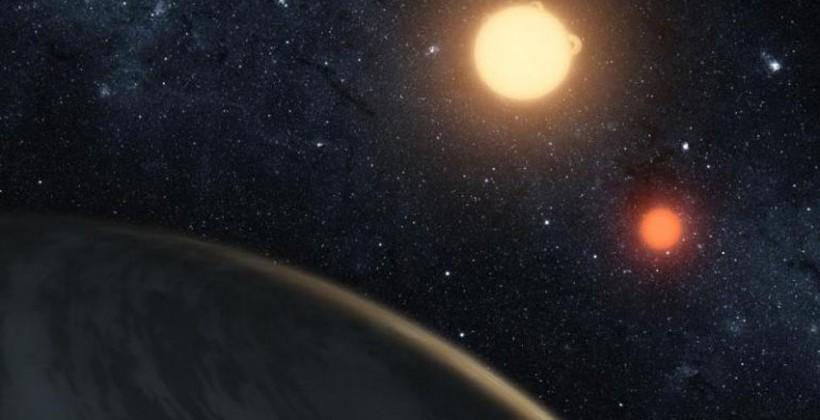 Study looks at planets orbiting binary stars, finds most migrated to current location