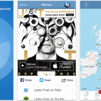 Shazam iPhone update brings simplification