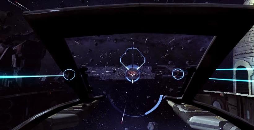 EVE Valkyrie: Oculus Rift's first exclusive launch title