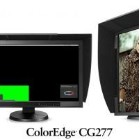 Eizo CG277 and CX271 27-inch ColorEdge displays support 10-bit color