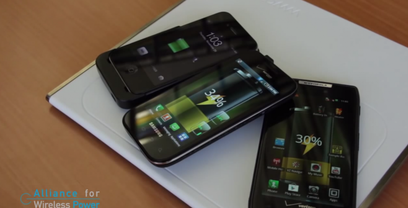 Wireless charging standards sign agreement: 3 become 2 [UPDATE: WPC comments]
