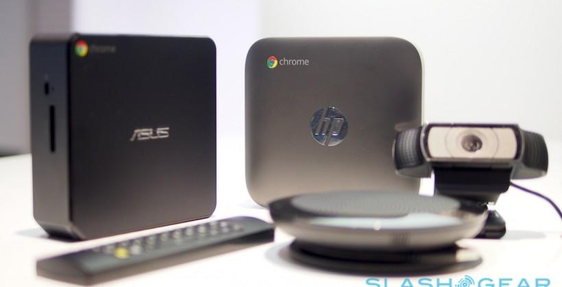 Google Chromebox for Meetings aims to usurp enterprise with Chrome OS