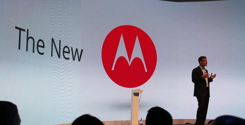 Motorola CEO Dennis Woodside confirms March departure for Dropbox