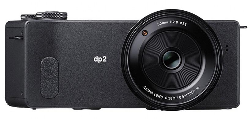 Sigma dp Quattro cameras feature 19mm, 30mm, and 50mm fixed focal length lens