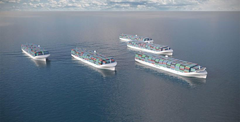 Rolls-Royce drone cargo ships put the captain on dry land
