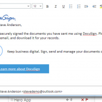 Office 365 to work with eSignature soon as Microsoft pens DocuSign deal