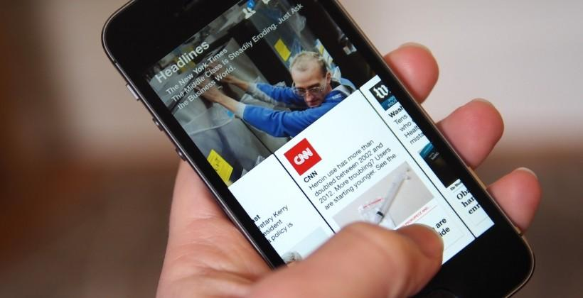 "Facebook Paper review: Zuckerberg finally ""gets"" mobile"