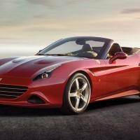 Ferrari California T debuts with turbo V8