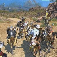 Final Fantasy XIV A Realm Reborn gets new PS4 trailer and beta details