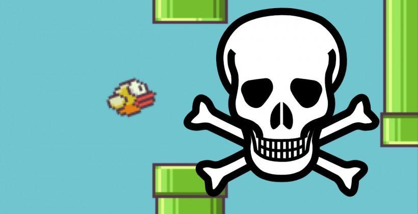 Flappy Bird clones add costly malware risk warn experts