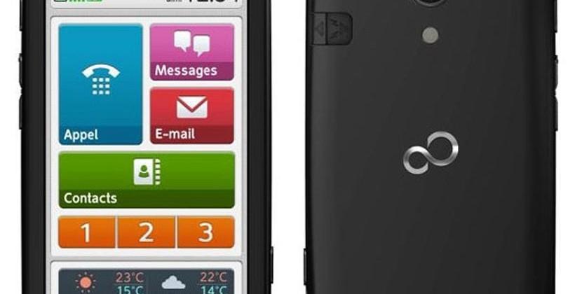 Fujitsu unveils prototype haptic sensory tablet and Stylistic S01 smartphone successor