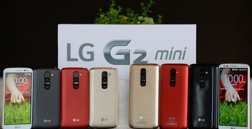 LG G2 Mini packs 4.7-inch screen and Android 4.4 KitKat