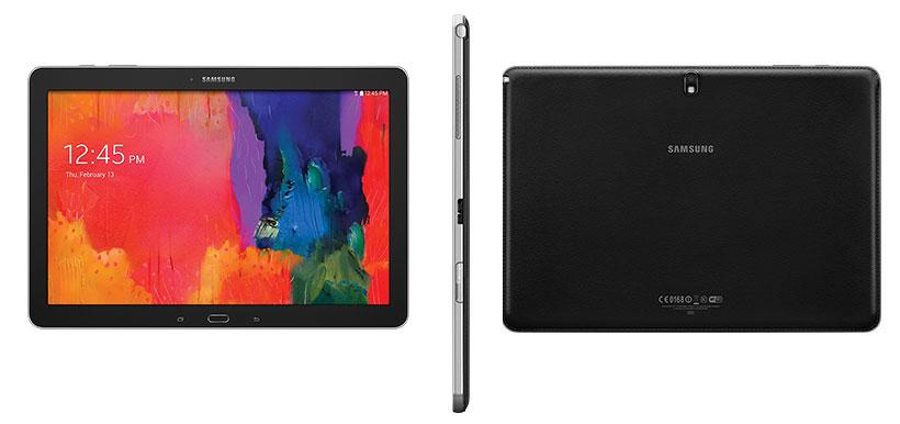 Samsung Galaxy Note Pro and Tab Pro tablets land Feb 13