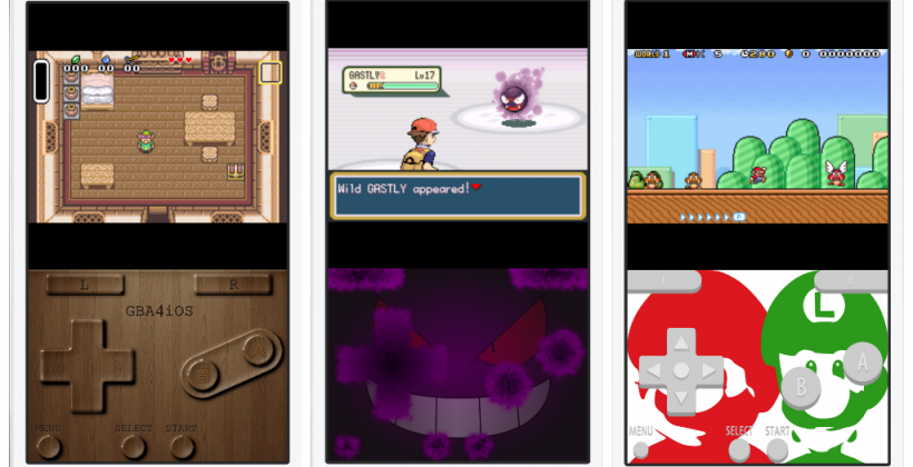 iOS 7 game emulator brings Game Boy to iPhone without