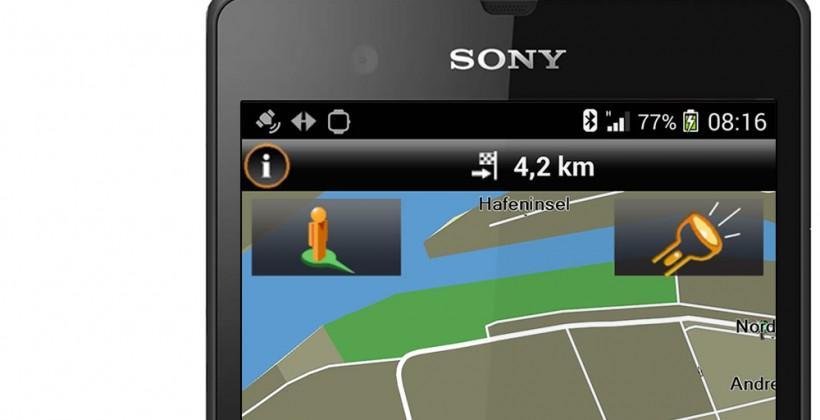 Garmin Xperia Edition app descends on Sony Xperia smartphones and SmartWatch 2