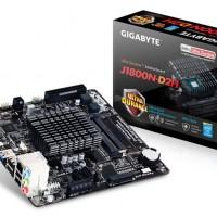 Gigabyte and Biostar unveil new 10W Intel Bay Trail Mini-ITX mainboards