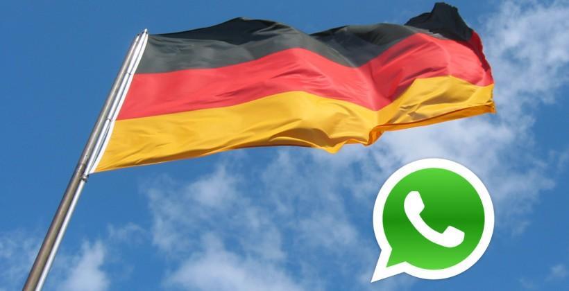 Delete WhatsApp warns Facebook-hating German privacy chief
