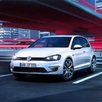 VW Golf GTE plug-in hybrid goes 31 miles on electricity alone