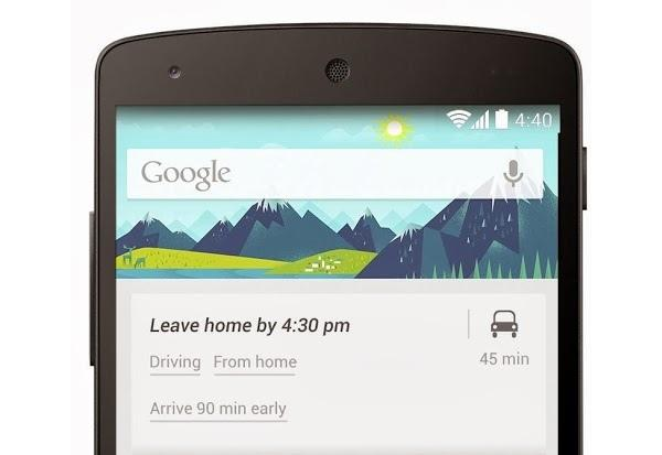 Google Now launcher arrives for Nexus and Google Play Editions