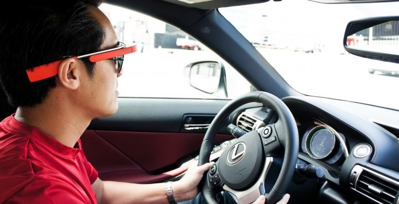 Google lobbying against Glass driving bans