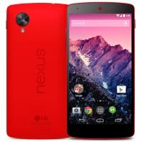 Bright Red Nexus 5 debuts as third color option