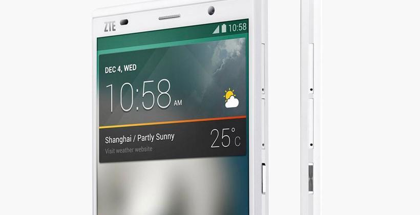 ZTE Grand Memo II LTE has 6-inch screen and 7.2mm thick body
