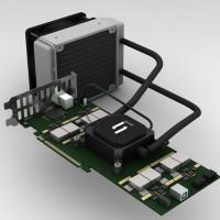 CoinTerra unveils GSX I PCIe bitcoin mining card for PCs
