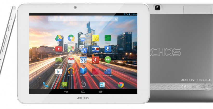 Archos expands off-contract lines for MWC 2014