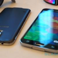 Samsung Galaxy S5 and wearables US availability detailed