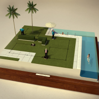 Hitman GO revealed by Square Enix: turn-based strategy gone mobile