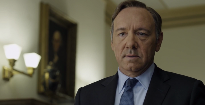 House of Cards snubbed HBO for upstart Netflix