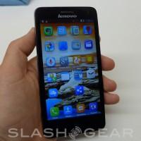 Lenovo S660 smartphone hands-on: mid-range hero