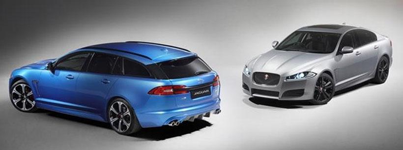 2015 Jaguar XF range to debut in Geneva