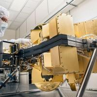 NASA James Webb Space Telescope infrared camera delivered by Lockheed Martin