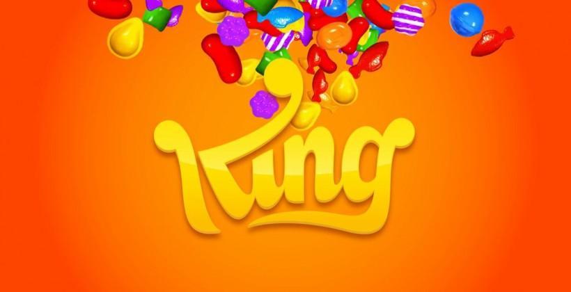 "King seeks to abandon US ""candy"" trademark"