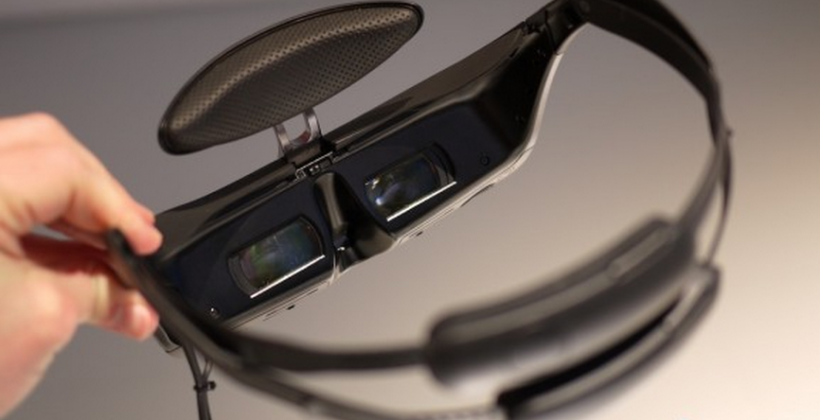 Sony PS4 VR head-mounted display tipped to take on Valve's VR