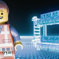 LEGO Movie music video Everything is AWESOME made (in part) by 6-year old