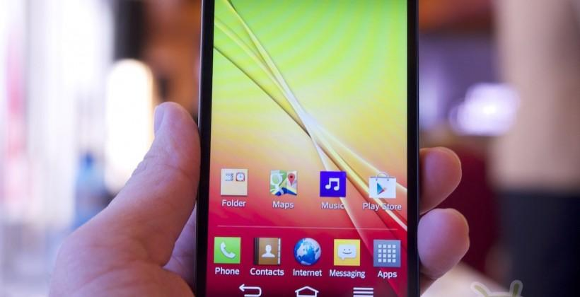 LG G2 mini hands-on