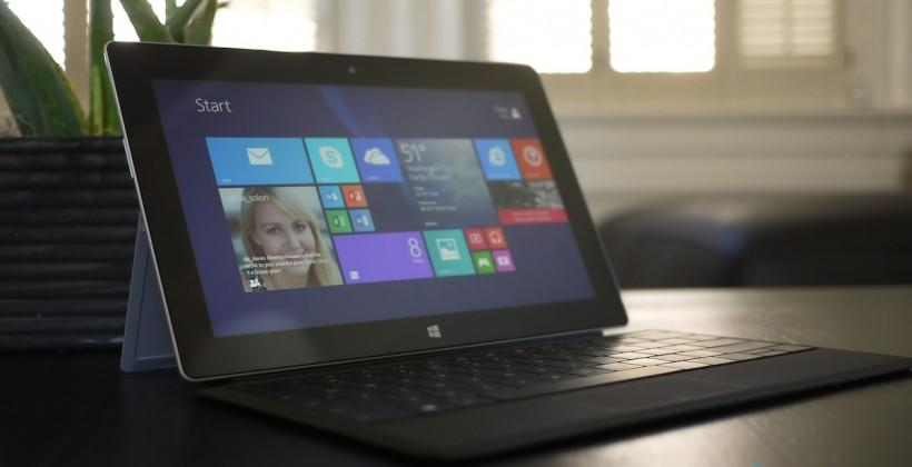 Microsoft Surface 2 finds a new home after being authorized for pilot use