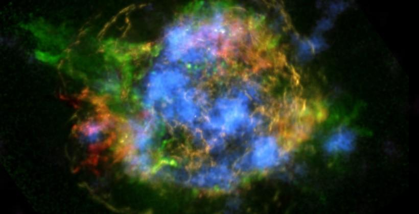 NASA captures Supernova star secrets on camera