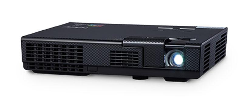 NEC NP-L102W LED portable projector packs 1000 lumens