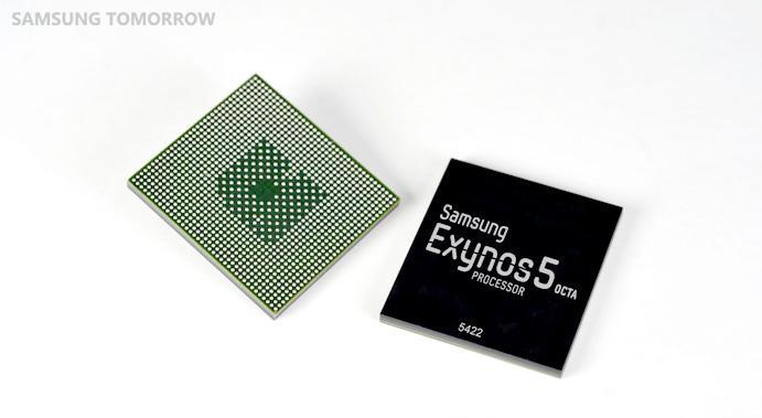 Samsung Exynos 5 2.1 GHz Octa 5422 and Hexa 5260 announced