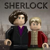 LEGO Sherlock, BTTF DeLorean and VF-1 Mecha under fan kit consideration