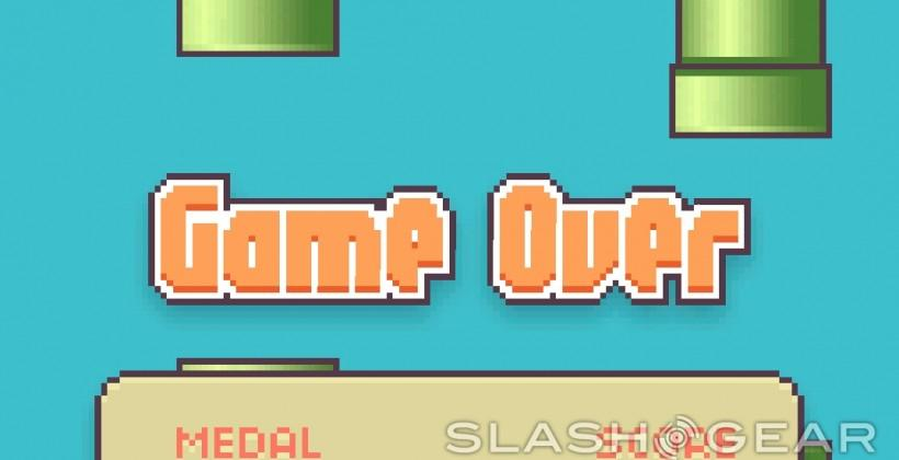 Bye-bye Birdie: Flappy Bird gets axed