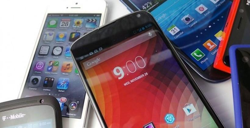 Android smartphone shipments in 2013 hit nearly 800 million says IDC