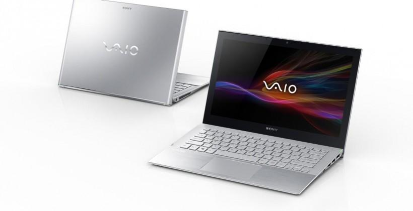 Sony says goodbye to VAIO as it sells PC business to Japan Industrial Partners