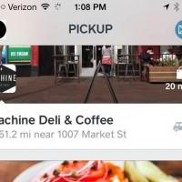 Square Pickup app lets you order to go food ahead of time