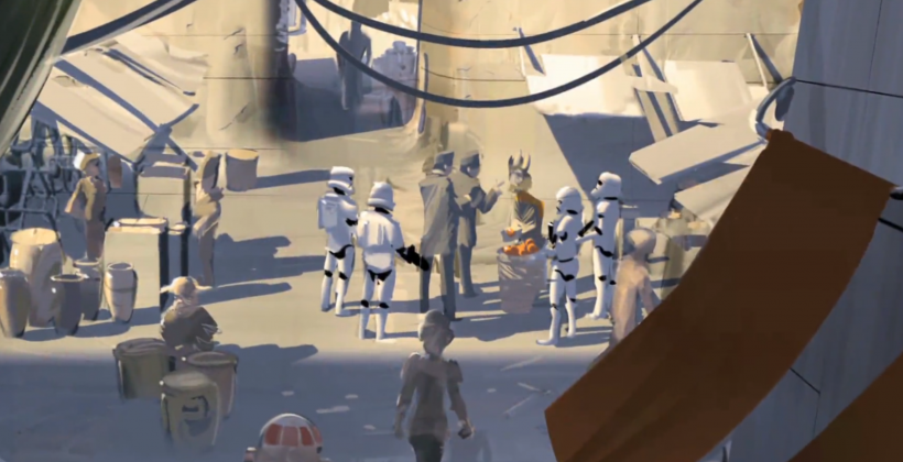 Star Wars Rebels: video and LEGO sets spill the beans